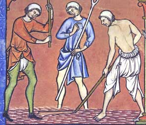 középkori skótok
